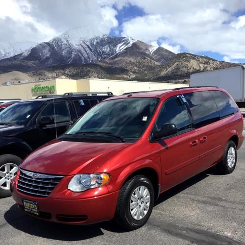 Used 2007 Chrysler Town & Country LWB 4dr Wgn LX For Sale