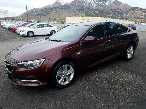2018 Buick Regal Sportback 4dr Sdn Preferred FWD