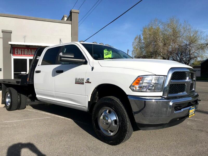 2017 RAM 3500 Chassis Cab SLT 4WD Crew Cab 60