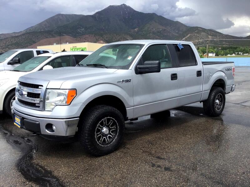 2013 Ford 1/2 Ton