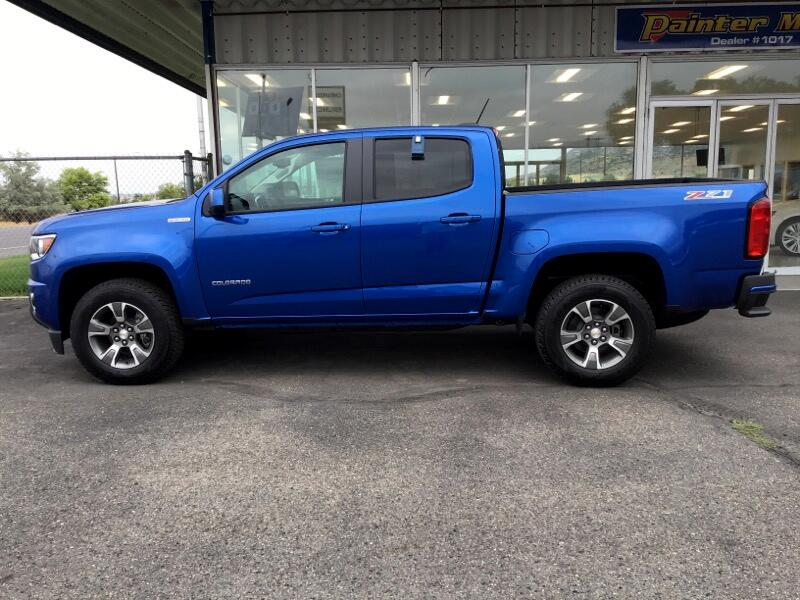"Chevrolet Colorado 4WD Crew Cab 128.3"" Z71 2019"