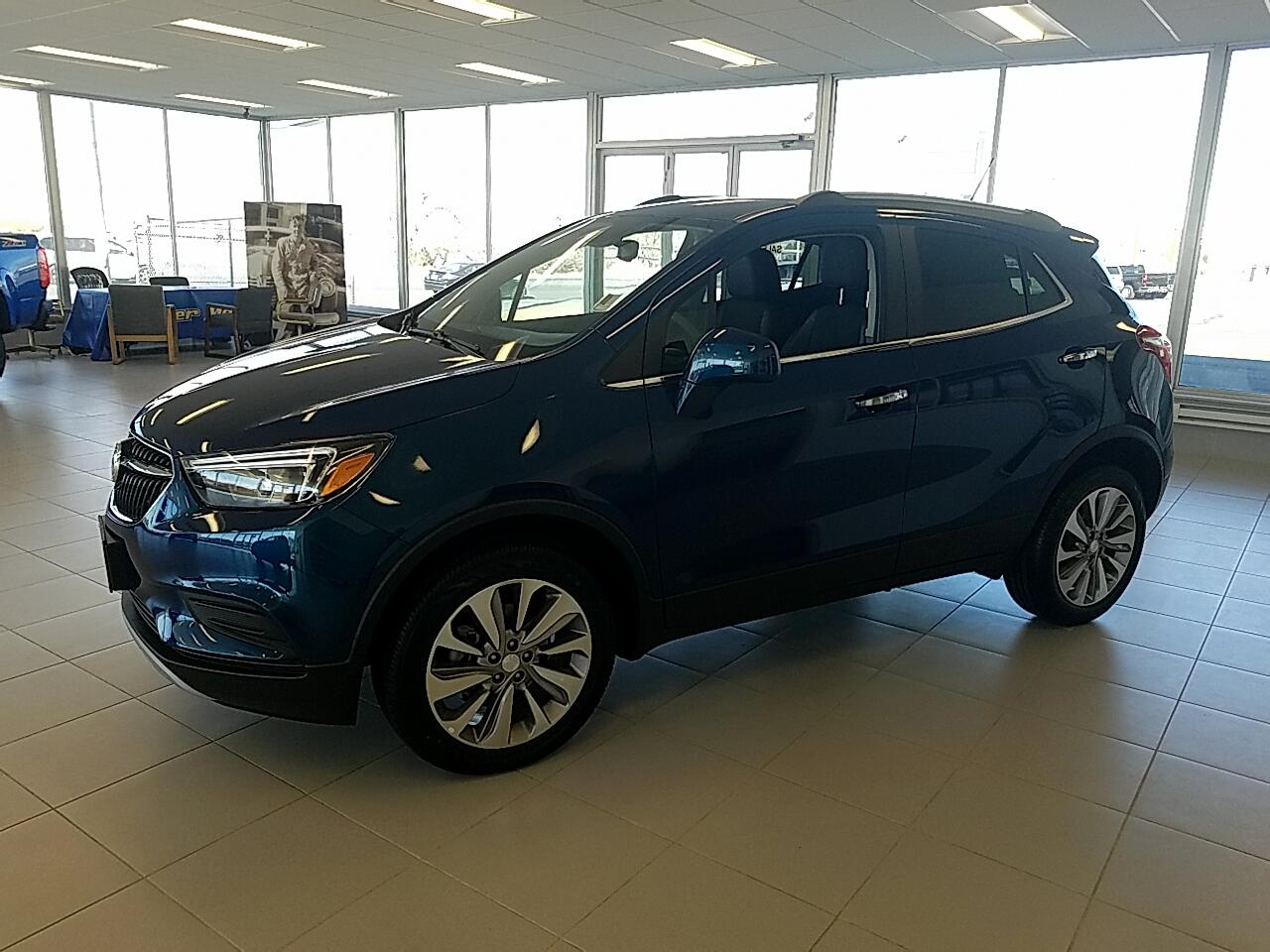 Buick Encore AWD 4dr Preferred 2020