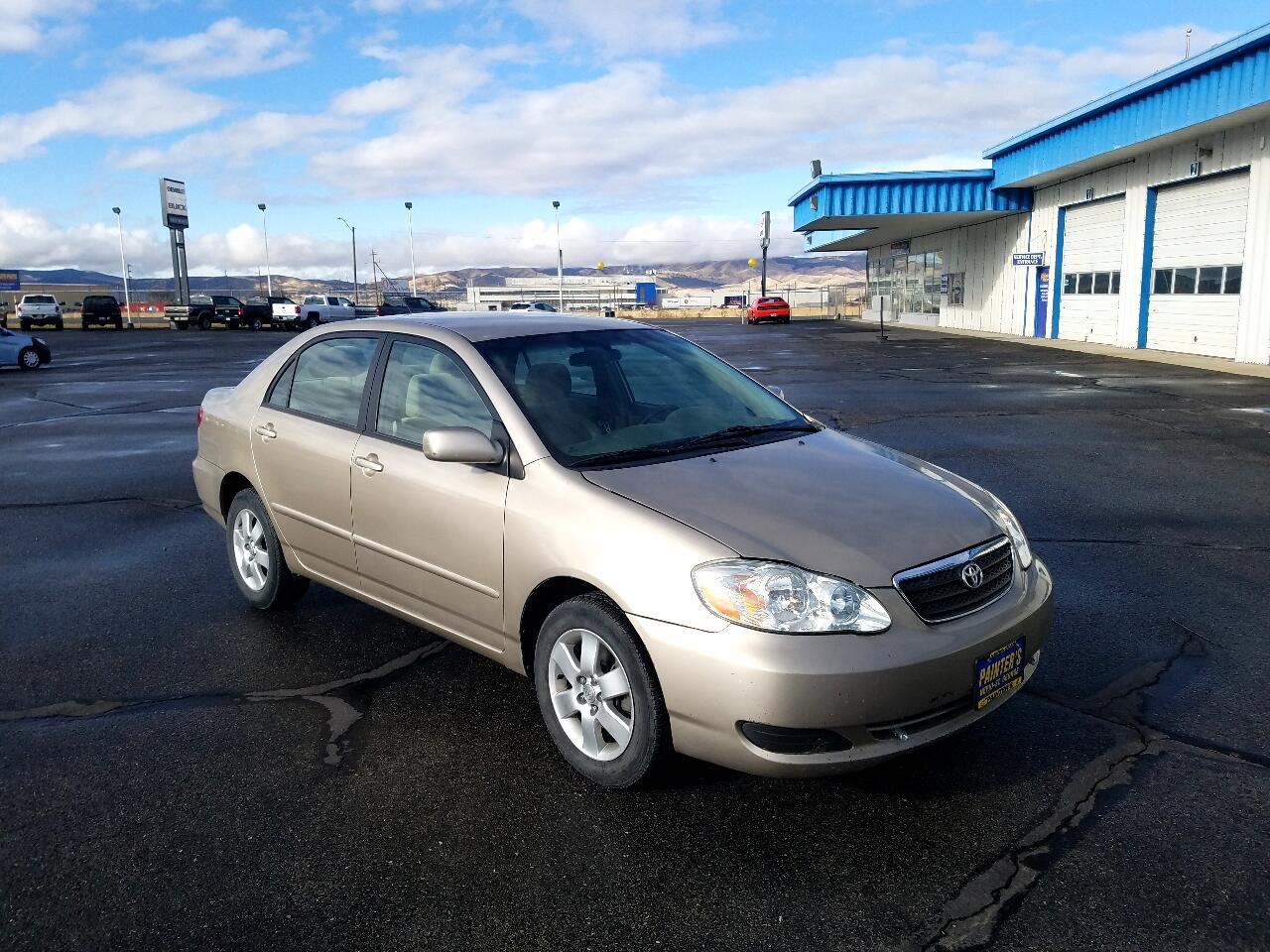 2006 Toyota Corolla 4dr Sdn CE Manual (Natl)