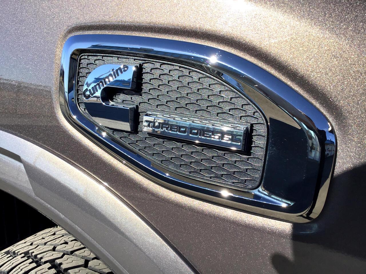 Nissan Titan XD 4WD Crew Cab Platinum Reserve Diesel 2016