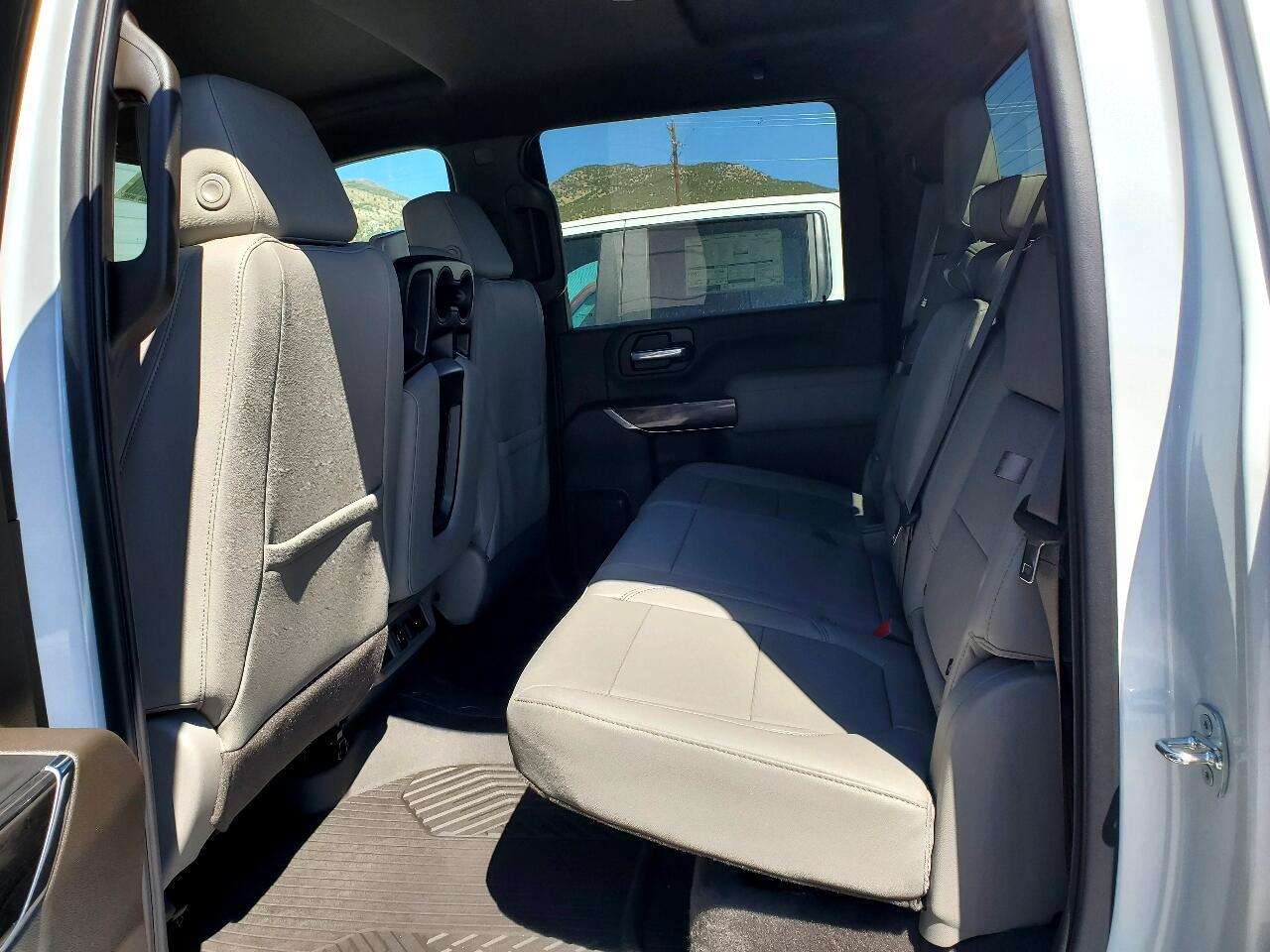 """Chevrolet Silverado 3500HD 4WD Crew Cab 172"""" LTZ 2021"""