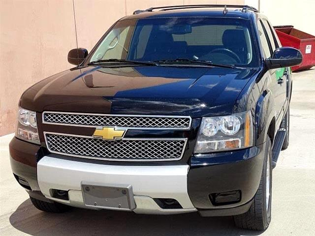 2013 Chevrolet Avalanche Z71 Black Diamond Edition