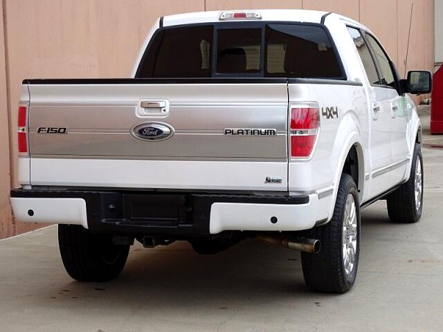 2010 Ford F-150 4WD SuperCrew 157