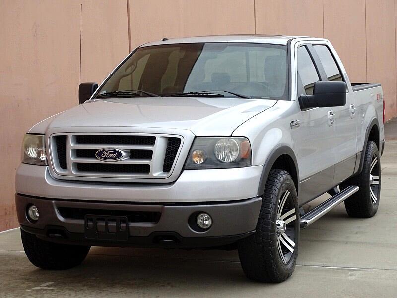 2008 Ford F 150 Fx4 In Houston Tx: Used Cars & Trucks TX