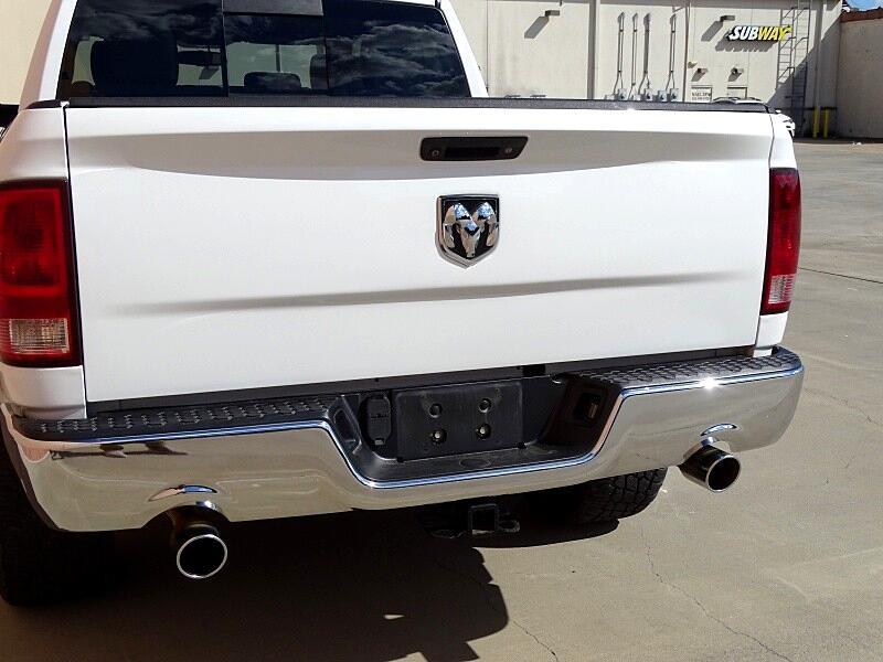 2012 RAM 1500 Laramie Crew Cab 4WD