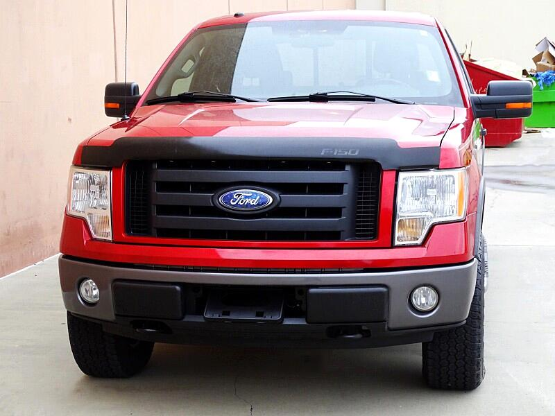 2009 Ford F-150 EXTENDED CAB FX4 FLARE SIDE