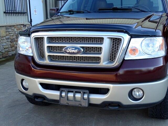 2008 Ford F-150 KING RANCH 4X4