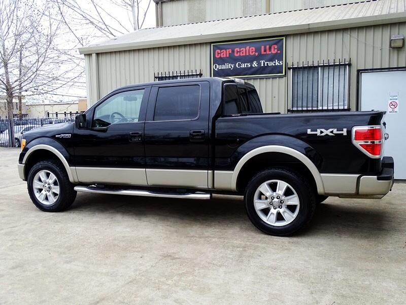 2009 Ford F-150 Lariat SuperCrew 5.5-ft. Bed 4WD