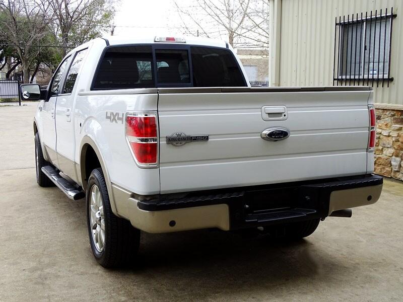 2010 Ford F-150 King Ranch 4X4