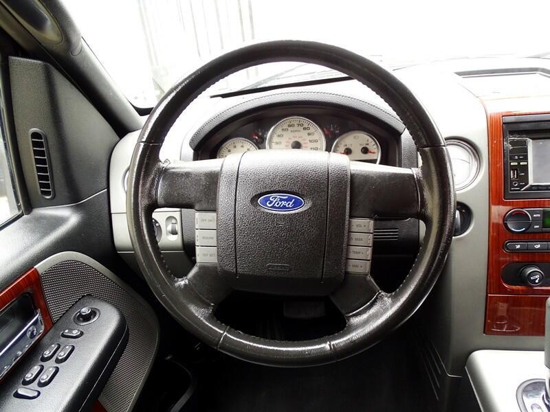 2007 Ford F-150 Lariat SuperCrew 4WD
