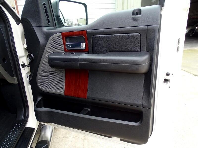 2008 Ford F-150 Lariat SuperCrew Short Box 4WD