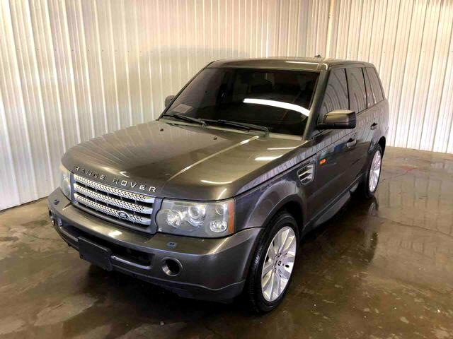 Land Rover Range Rover Sport Supercharged 2006