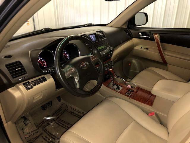 Toyota Highlander Limited 4WD 2008