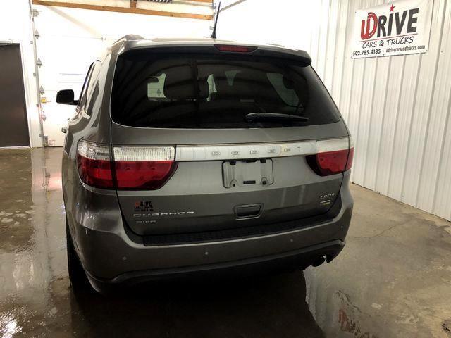 Dodge Durango Crew AWD 2012