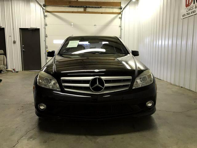 Mercedes-Benz C-Class C300 4MATIC Luxury Sedan 2010