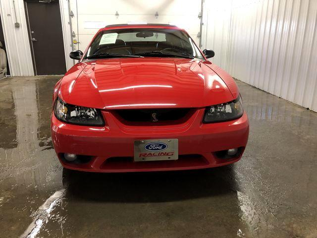 Ford Mustang Cobra Convertible 2001
