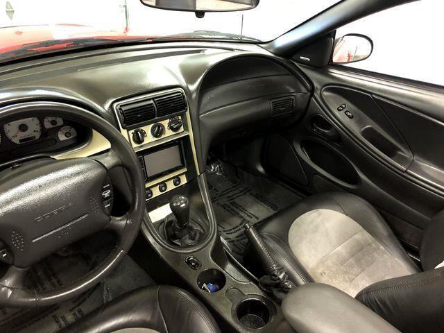 Ford Mustang Cobra Convertible 2001