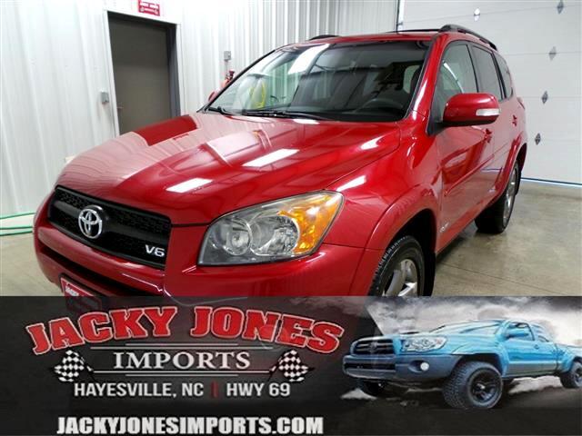 2010 Toyota RAV4 Sport V6 4WD