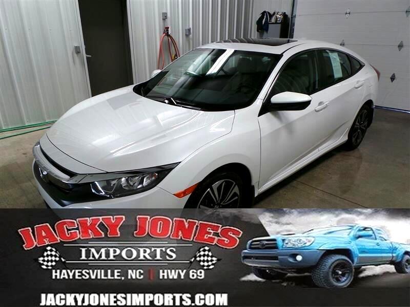 2016 Honda Civic EX-TL Sedan CVT