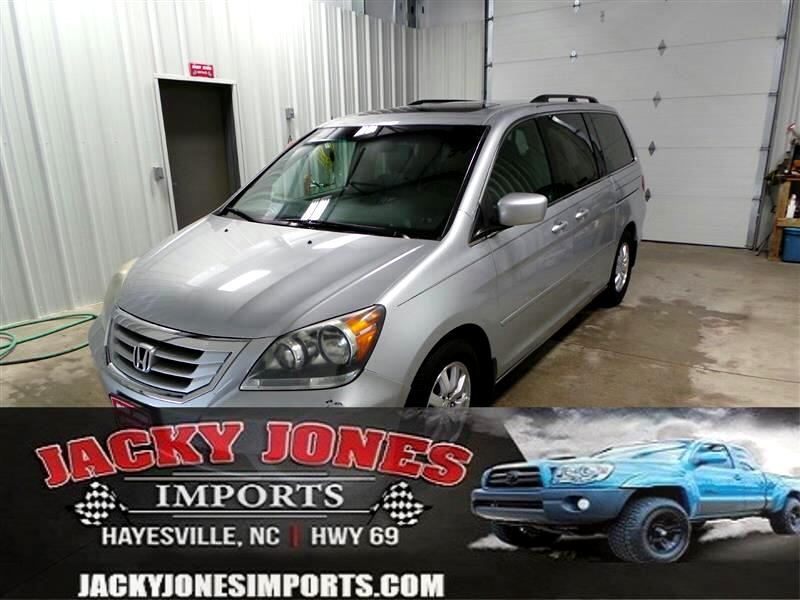 Honda Odyssey EX-L w/ DVD 2010
