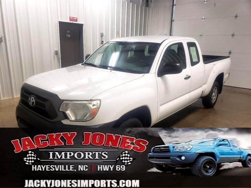 Toyota Tacoma Access Cab I4 4AT 2WD 2014