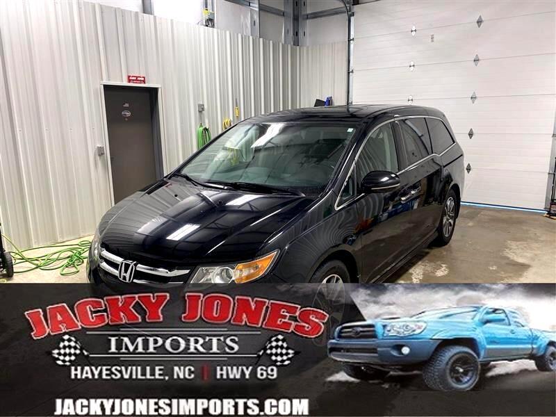 Honda Odyssey Touring 2014