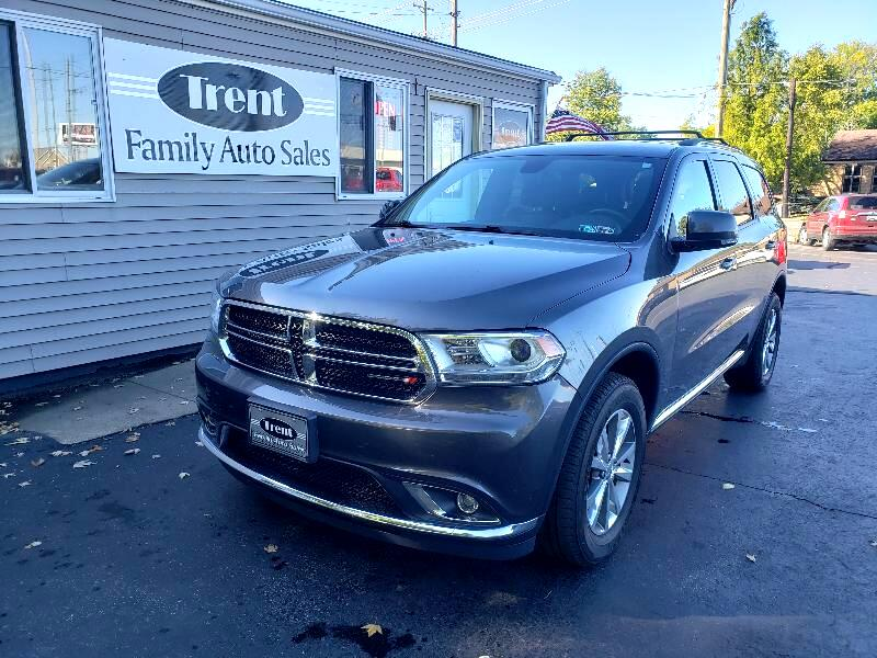 2015 Dodge Durango 4dr 4WD Limited