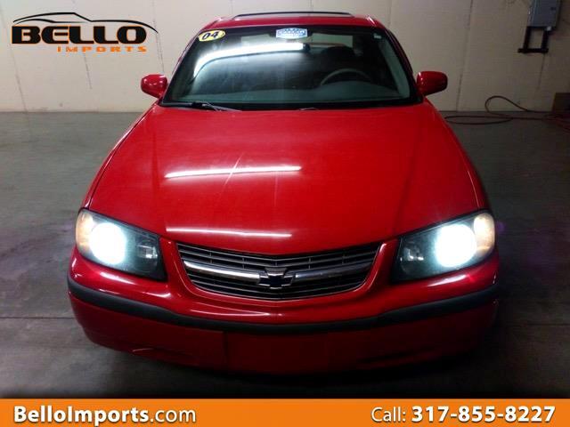 2004 Chevrolet Impala Base