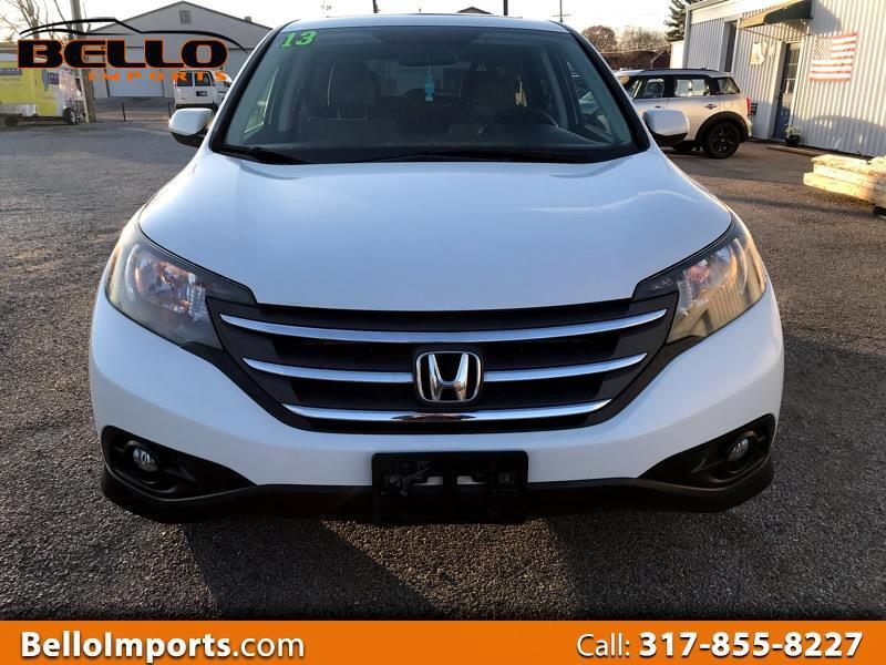 2013 Honda CR-V EX 4WD 5-Speed AT