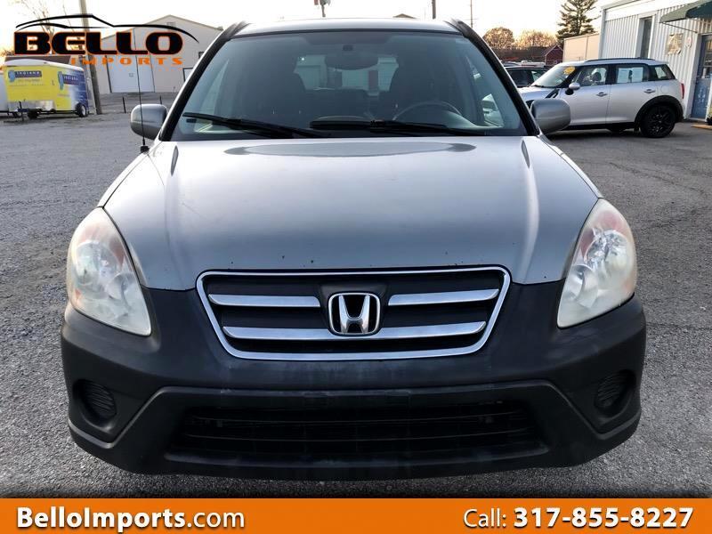 2005 Honda CR-V EX 4WD AT