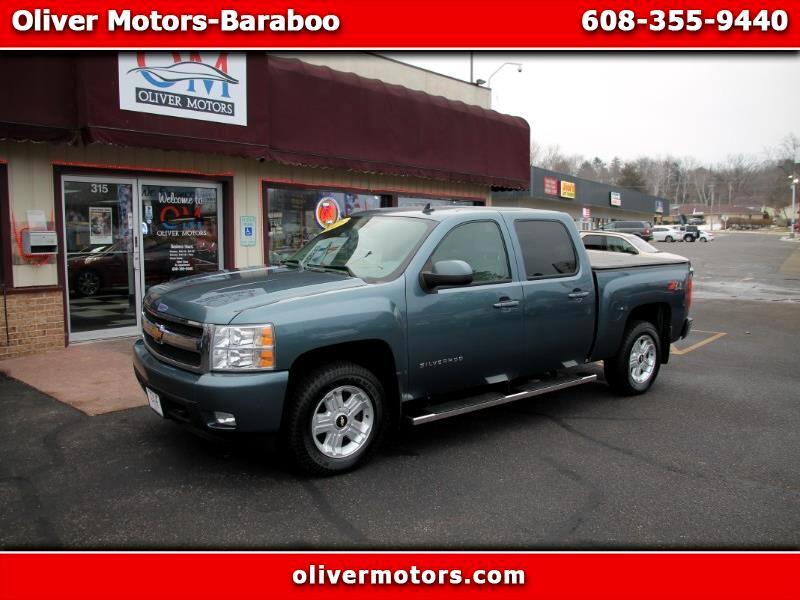 "2007 Chevrolet Silverado 1500 4WD Crew Cab 143.5"" LTZ w/1LZ"