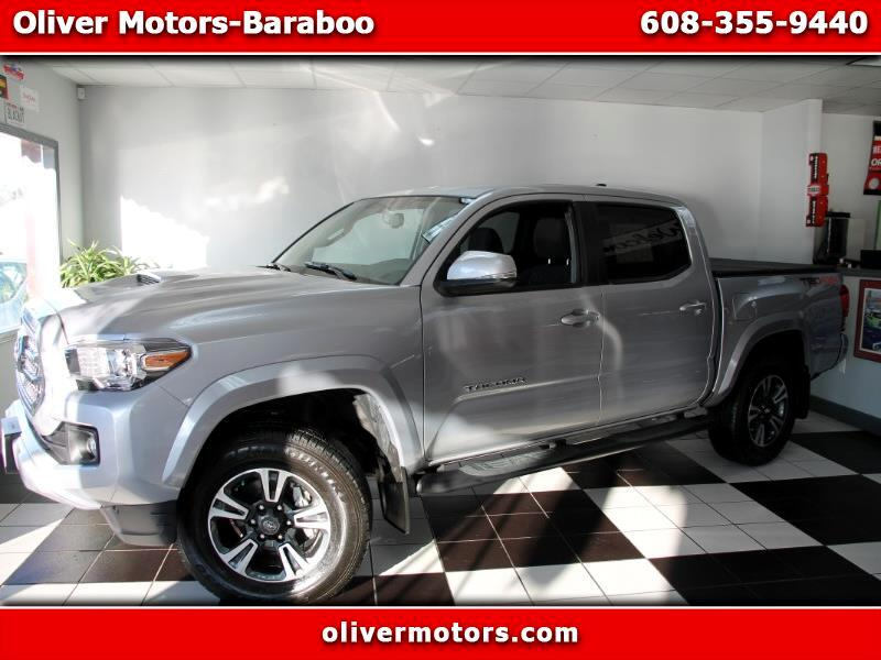 2017 Toyota Tacoma 4WD TRD Sport Double Cab 5' Bed V6 AT (Natl)