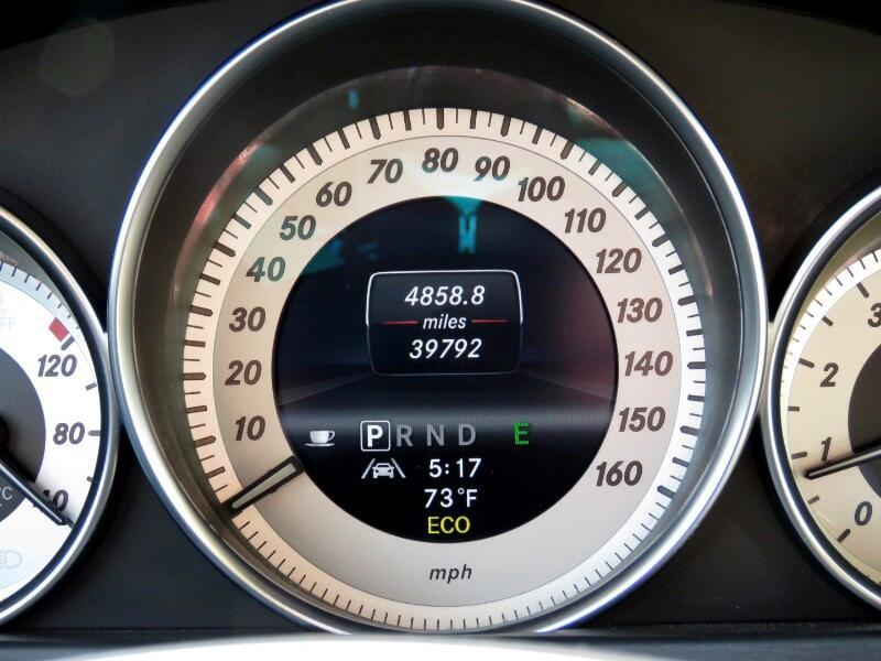 2013 Mercedes-Benz C-Class C300 4MATIC Sport Sedan