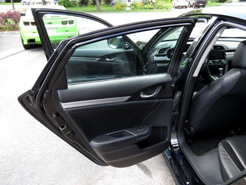 2016 Honda Civic Touring Sedan CVT