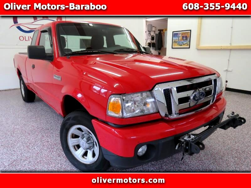 2011 Ford Ranger XLT Supercab