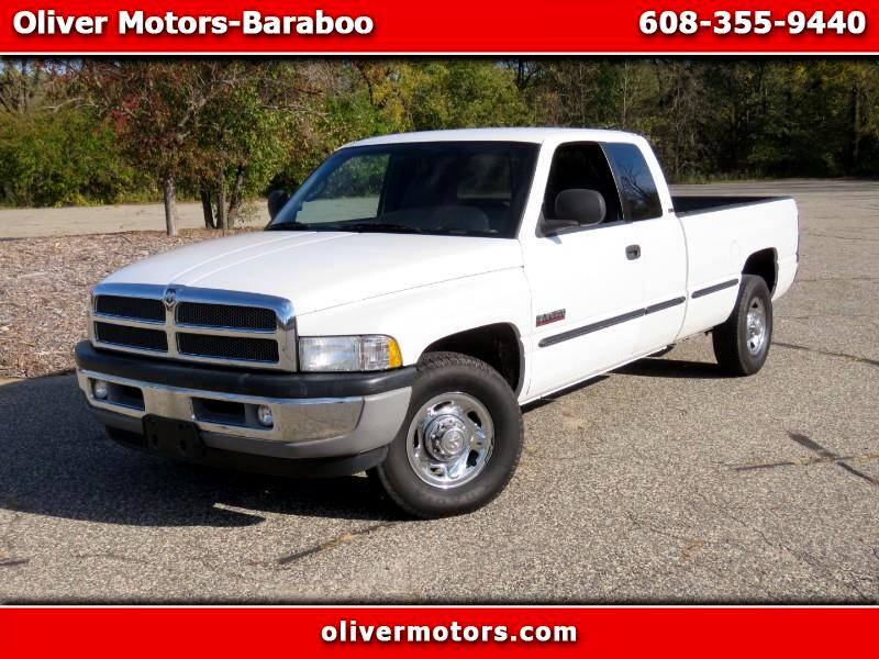 1999 Dodge Ram 2500 Quad Cab Long Bed