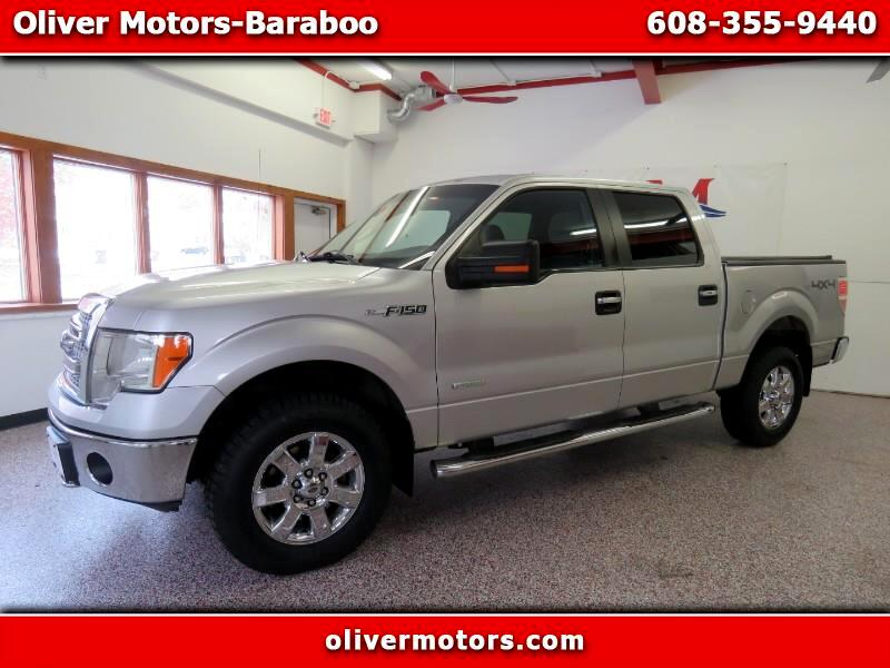 2014 Ford F-150 SuperCrew XLT 4x4