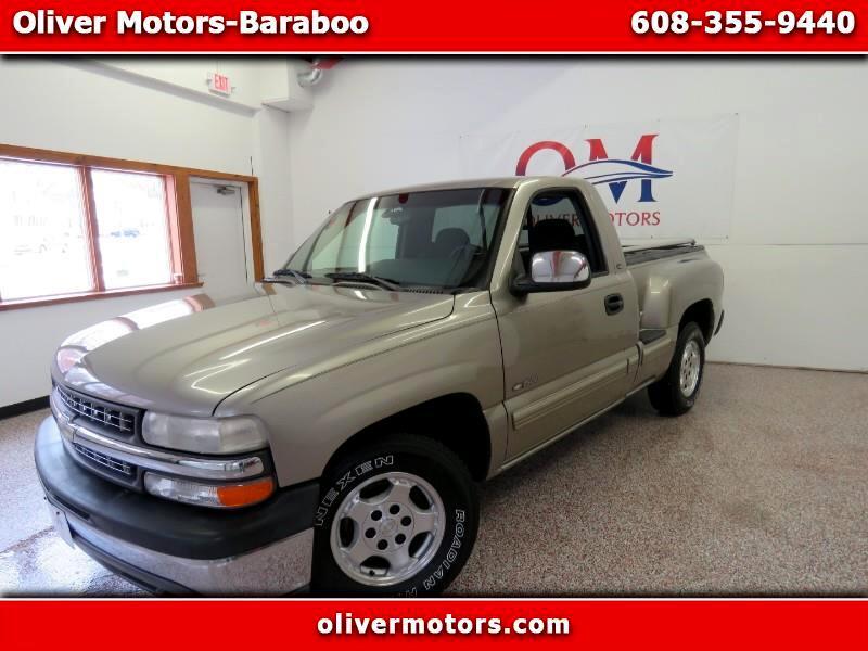 "2000 Chevrolet 1500 Reg Sportside 117.5"""