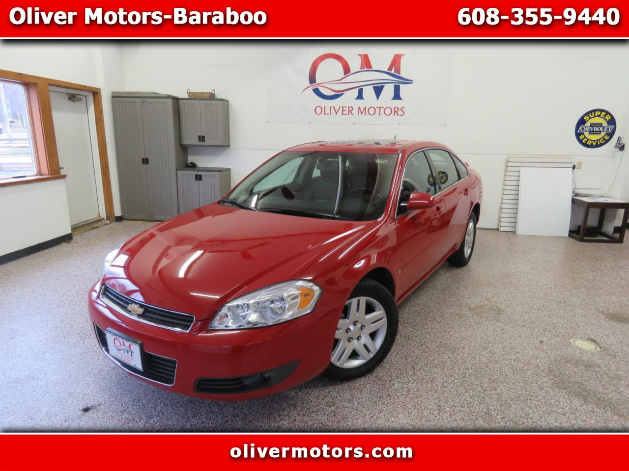 Chevrolet Impala 4dr Sdn 3.9L LT 2007
