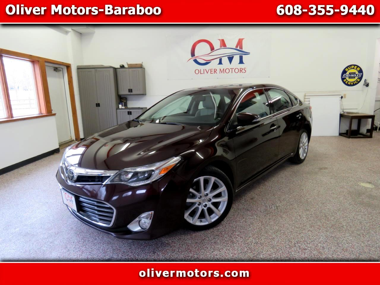 Toyota Avalon 4dr Sdn Limited (Natl) 2015