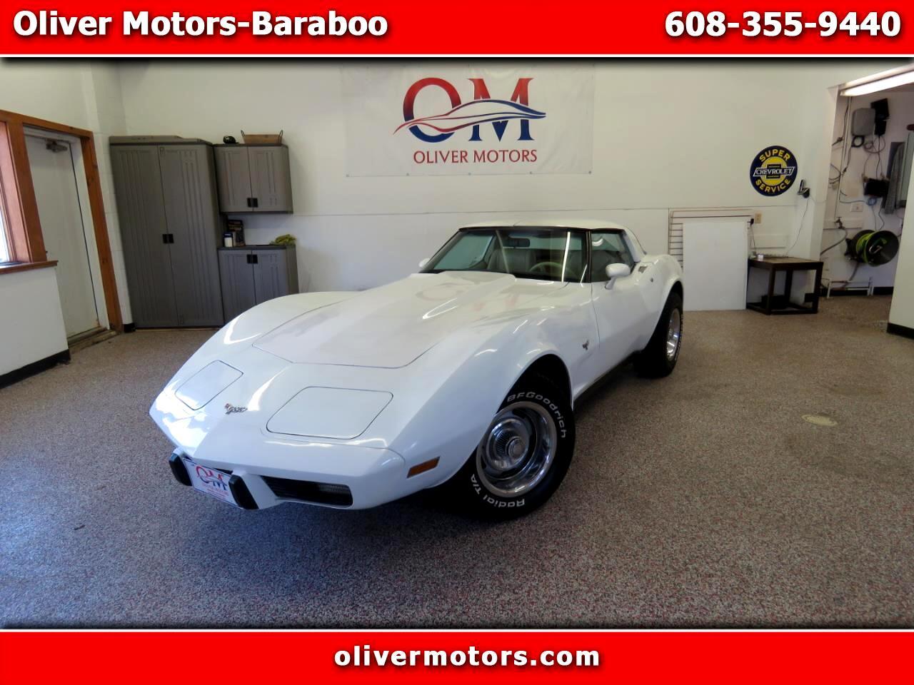 Chevrolet Corvette 2D Coupe 1979