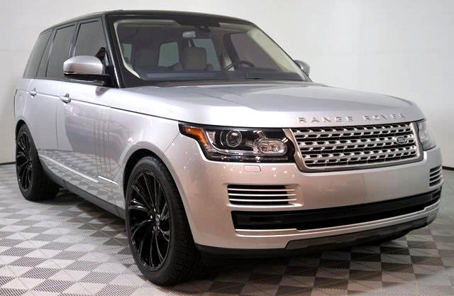 2016 Land Rover Range Rover HSE