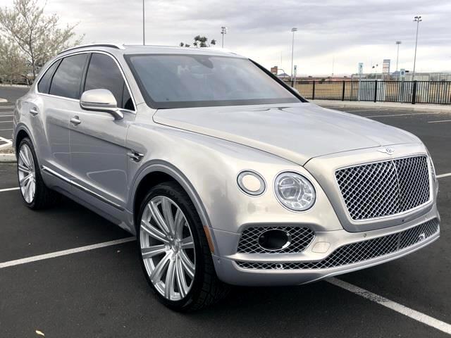2017 Bentley Bentayga Base