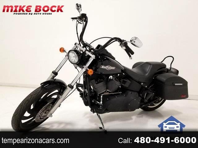 2009 Harley-Davidson FXSTB
