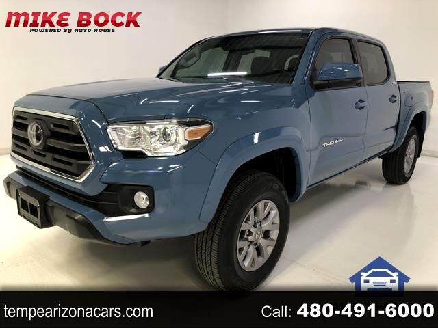 Toyota Tacoma SR5 Double Cab Long Bed V6 6AT 2WD 2019