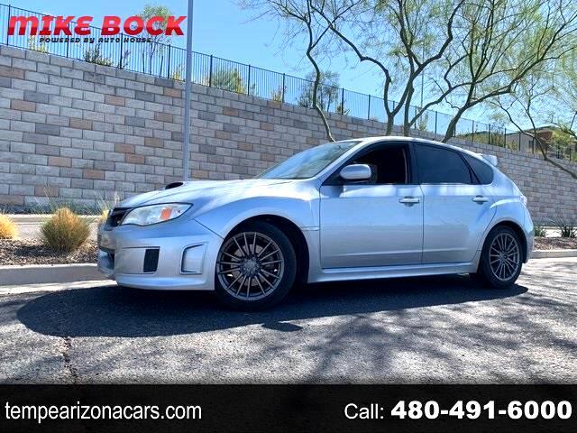2014 Subaru Impreza WRX 5-Door
